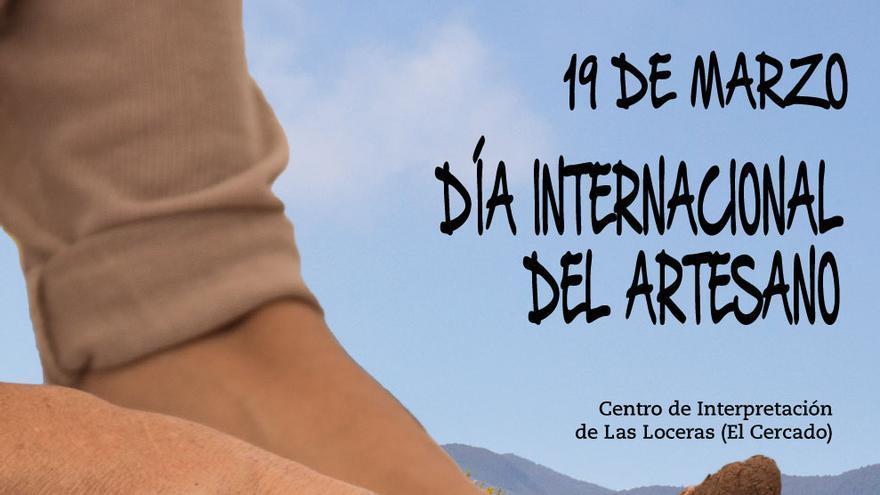 Cartel Día Internacional del Artesano
