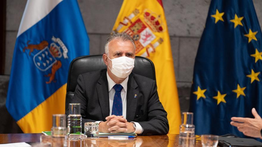 Canarias quiere limitar las reuniones en la calle tras el estado de alarma