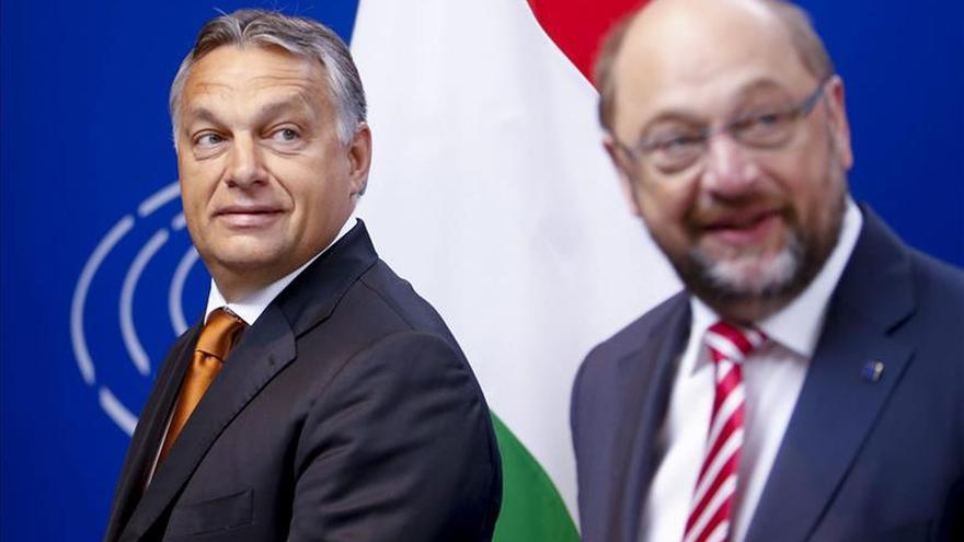 """El primer ministro húngaro dice que el problema de los refugiados """"no es europeo, sino alemán"""""""