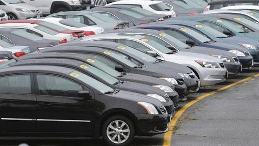 Las ventas del grupo Toyota en EE.UU. cayeron un 5,6 % en junio
