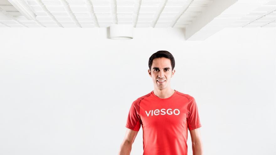 Alberto Contador participará en la fiesta solidaria de la Viesgo Night Race de Santander