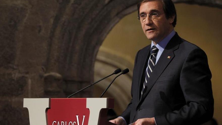 Passos Coelho, reelegido como líder del PSD en unas primarias sin adversarios