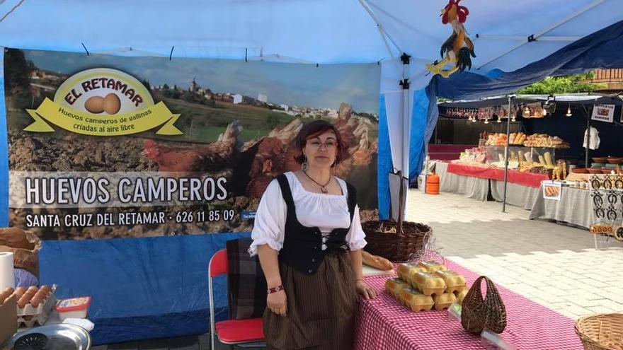 Mercado de productores de Toledo
