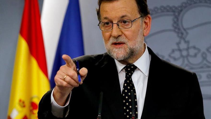 """Marea y PSOE piden declarar a Rajoy """"persona non grata"""" en Pontevedra"""