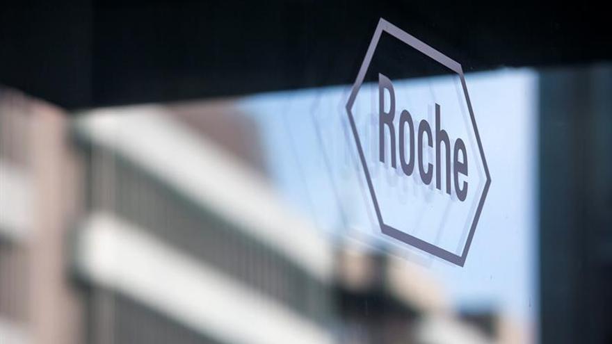 Roche aumenta sus ventas a 11.822 millones de euros hasta marzo, un 4 % más