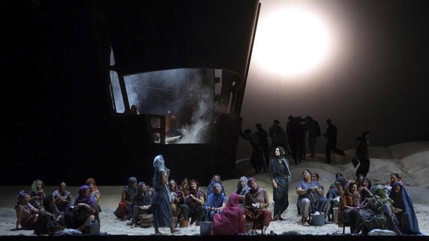 """El director de orquesta Pablo Heras-Casado lleva al Real su """"primer Wagner"""""""