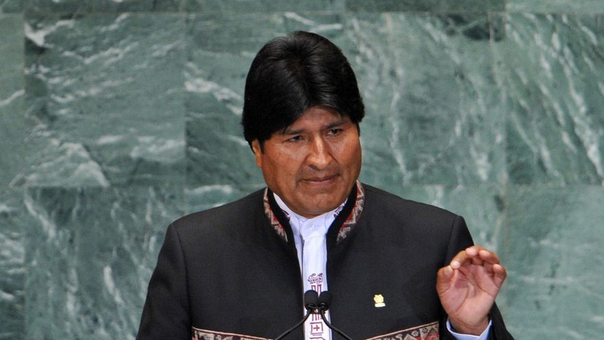 """Hay que acabar con el """"Consejo de inseguridad"""" de Naciones Unidas, dice Morales"""