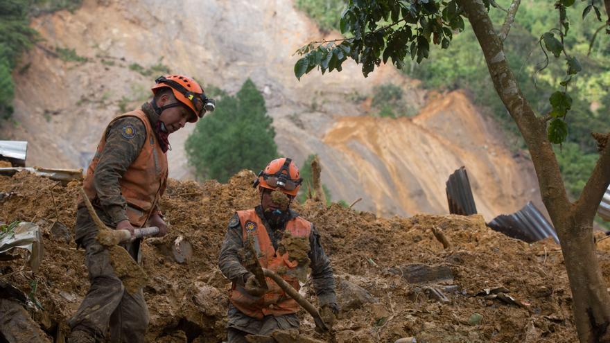 Más de 5.000 personas están en albergues en Guatemala por daños de Eta y Iota