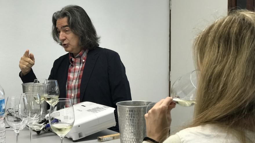 Joaquín Gálvez Bouzá, enólogo y 'alter ego' de 'Wineman'
