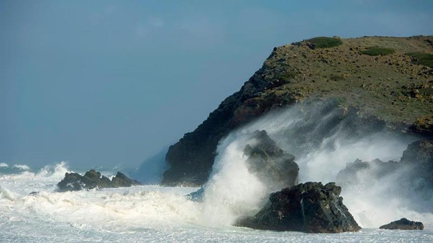 Alerta por temporal en Menorca, Mallorca y Girona