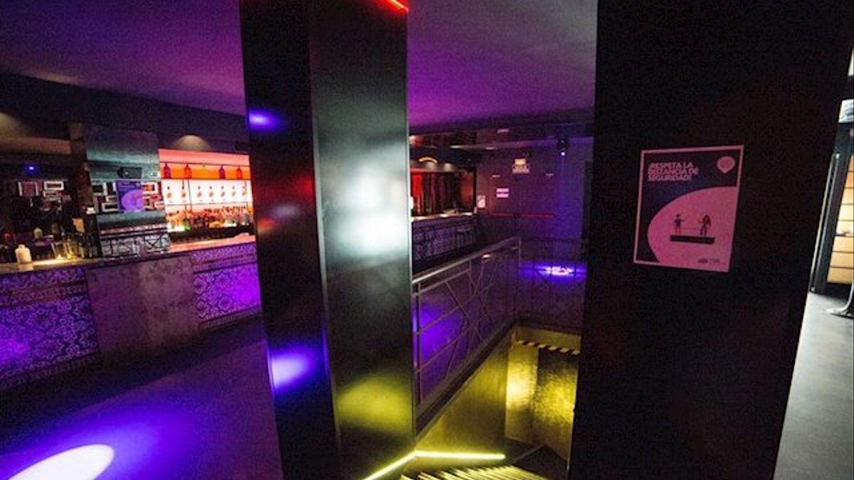 Una discoteca, en una imagen de archivo.
