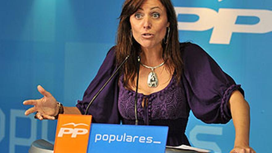 Cristina Tavío quiso ocultar el 'Bragagate' al PP en 2008