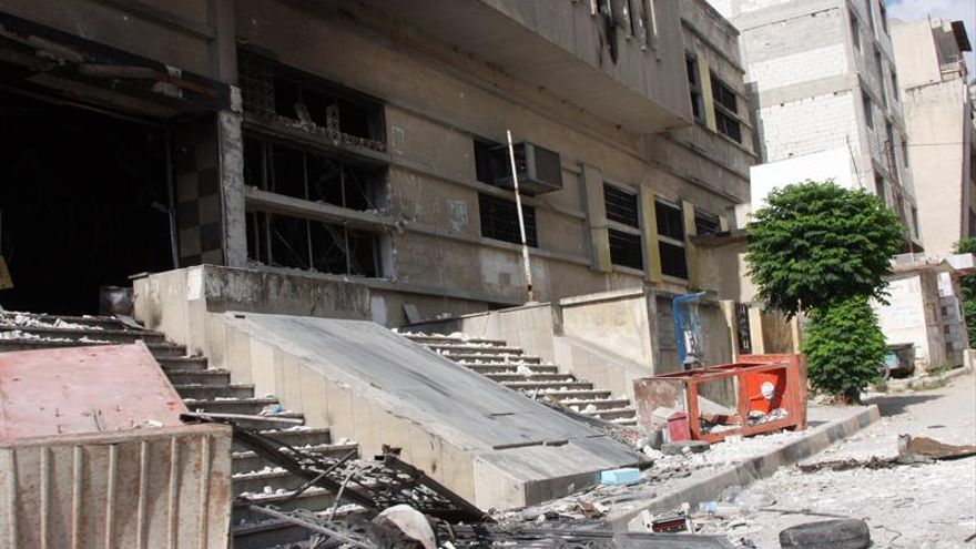 Combates entre las dos mayores facciones armadas de Idleb en el norte sirio