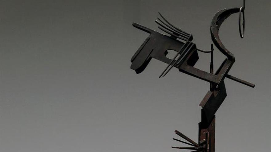 El IVAM reúne 40 esculturas en un nuevo homenaje a la obra de Julio González