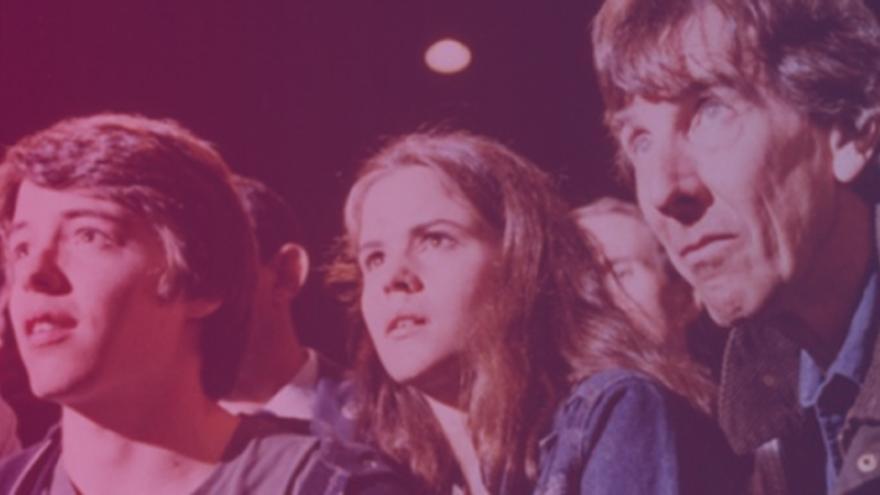 Una imagen de la película 'Juegos de Guerra'. / Screenly