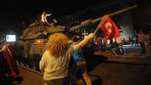 Así viví el golpe de Estado en Turquía