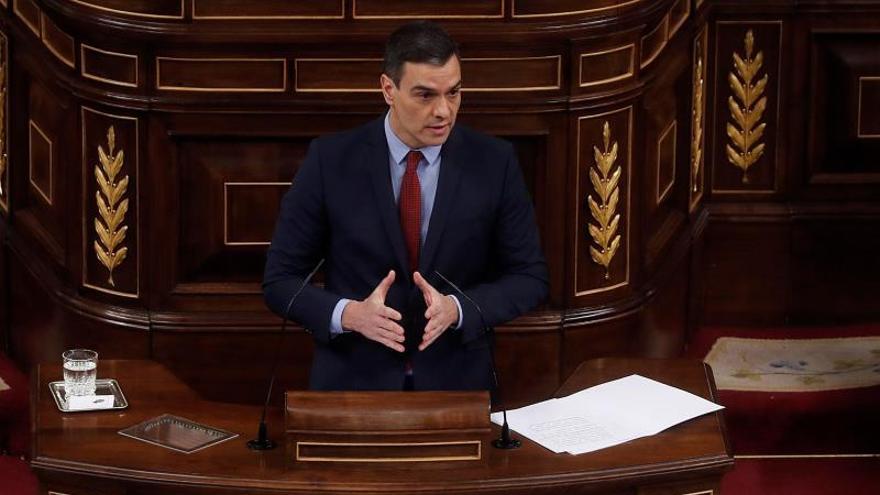 """Sánchez aboga por pactos de reconstrucción en las CCAA """"gobierne quien gobierne"""""""