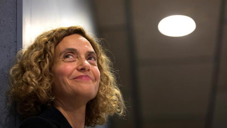 La nueva presidenta del Congreso de los Diputados, Meritxell Batet.