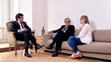 Puigdemont le complica de nuevo la legislatura a Rajoy