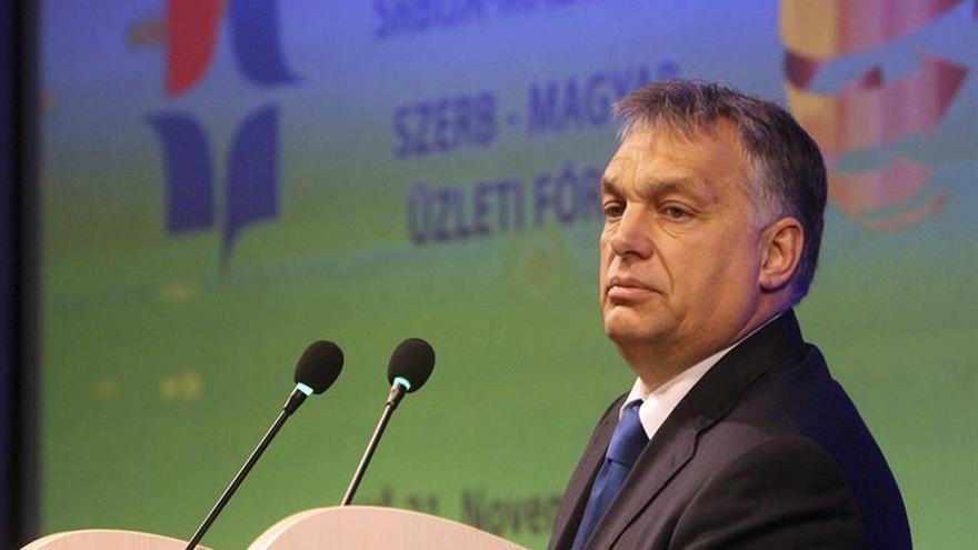Orbán dice que Trump es una persona abierta, sin limites ideológicos