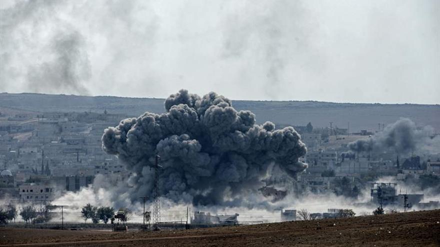 Drones turcos matan una treintena de yihadistas del EI en Siria
