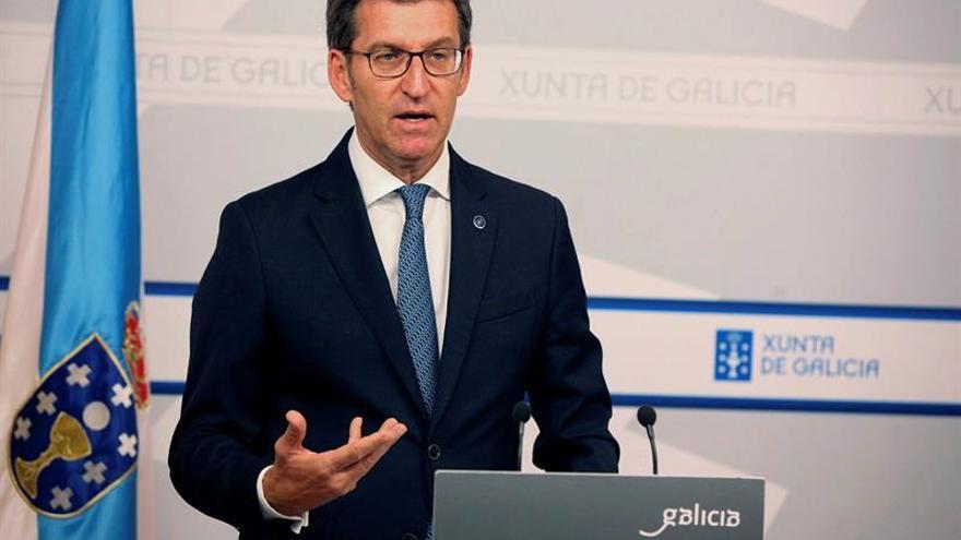 Un sondeo pronostica un empate técnico entre el PP y la izquierda el 25S en Galicia