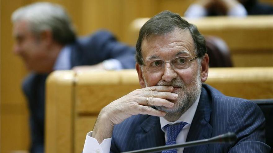Rajoy felicita a Stefan Löfven por su investidura como primer ministro sueco