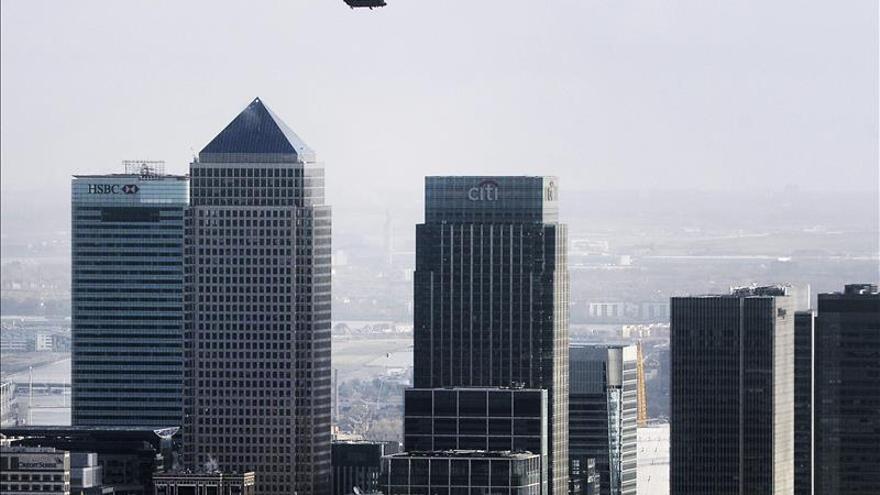 La economía británica creció un 0,5 % en el tercer trimestre