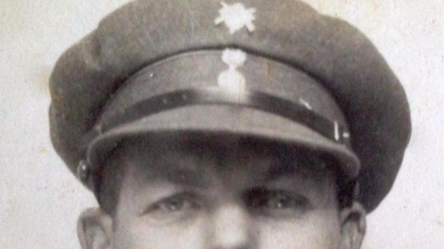 Antonio Hernández, prisionero español del campo de concentración de Mauthausen