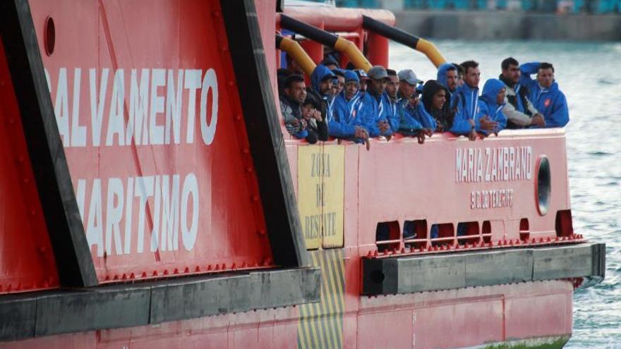 Sigue bajando la llegada de inmigrantes en patera: un 30% en lo que va de año
