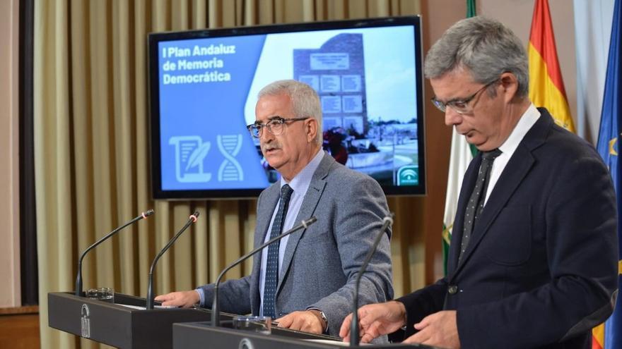 Consejo-Andalucía, primera comunidad en aprobar un plan integral de Memoria Democrática, dotado con 11 millones