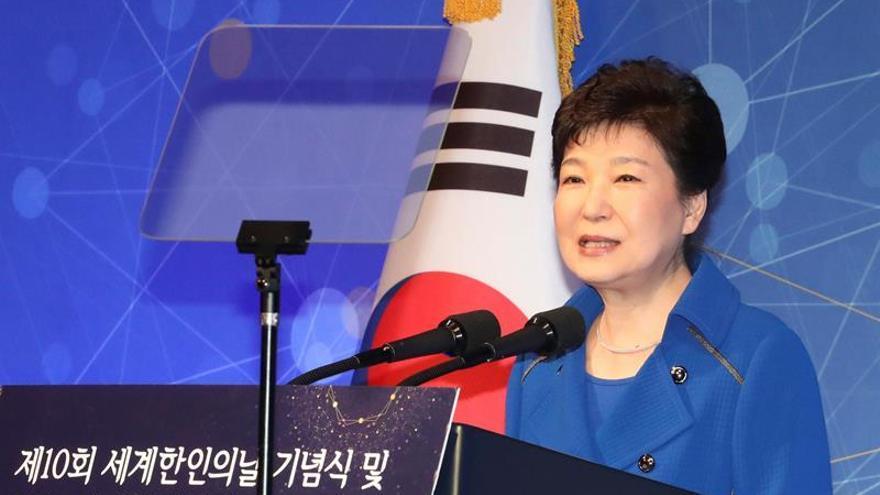 La presidenta surcoreana sustituye a su jefe de gabinete en pleno escándalo