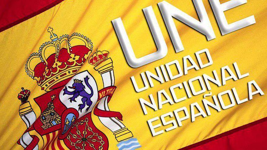 Unidad Nacional Española PORTADA