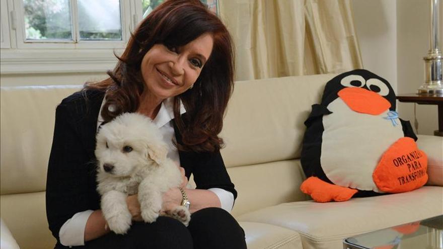La presidenta argentina vuelve a la actividad y renueva su Gabinete