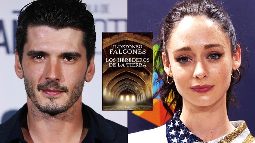 Yon González y Elena Rivera son 'Los herederos de la tierra'