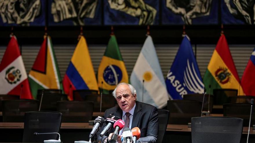 """Samper apoya """"sin vacilación"""" la liberación de los secuestrados para dialogar con el ELN"""