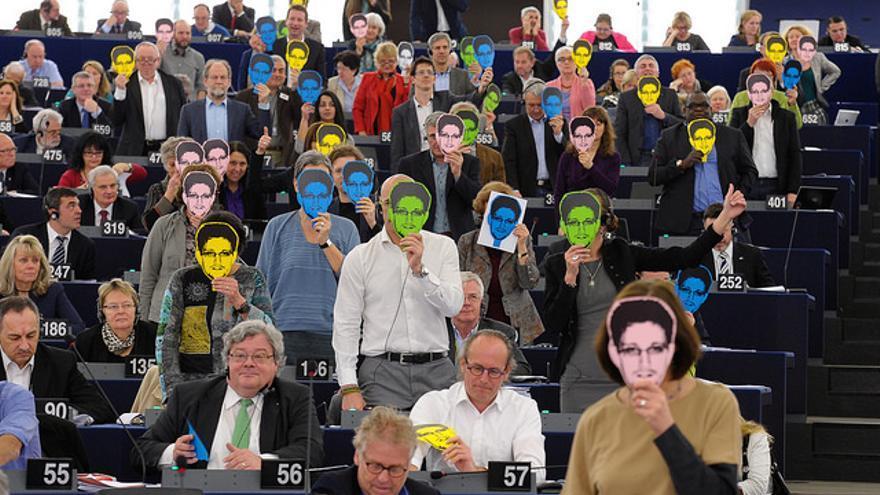 El Parlamento Europeo en 2014