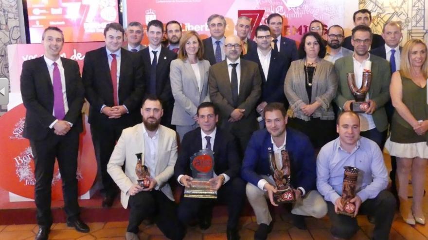 Premios AJE Cuenca