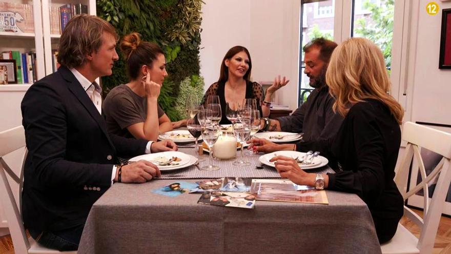 Cuatro empieza el curso con una nueva Gourmet Edition de Ven a cenar conmigo