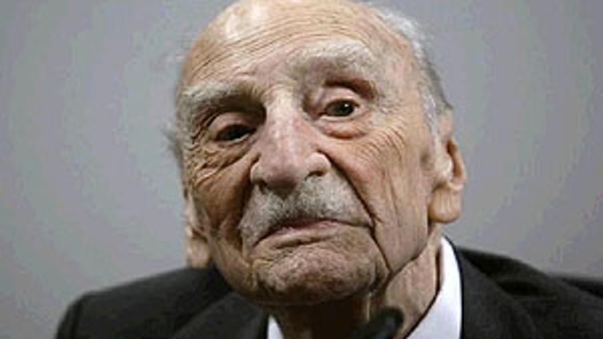 Francisco Ayala falleció a los 103 años de edad. (REUTERS)
