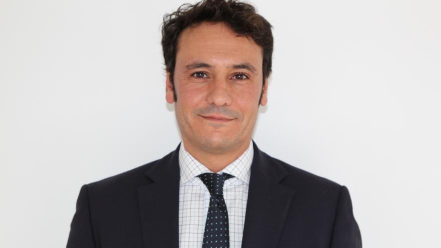 Carlos Villar, portavoz de la Rede contra a Trata