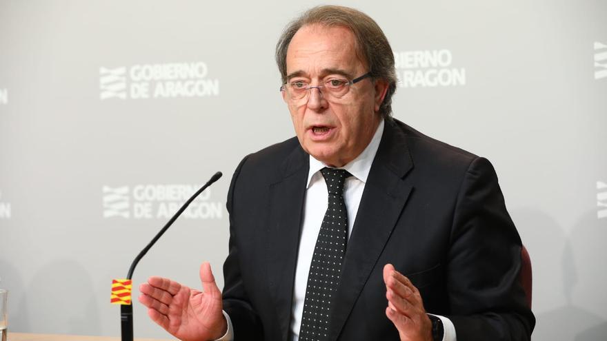 Carlos Pérez Anadón, consejero de Hacienda.