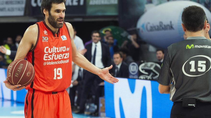 El Valencia Basket fue el equipo que conto con más españoles.