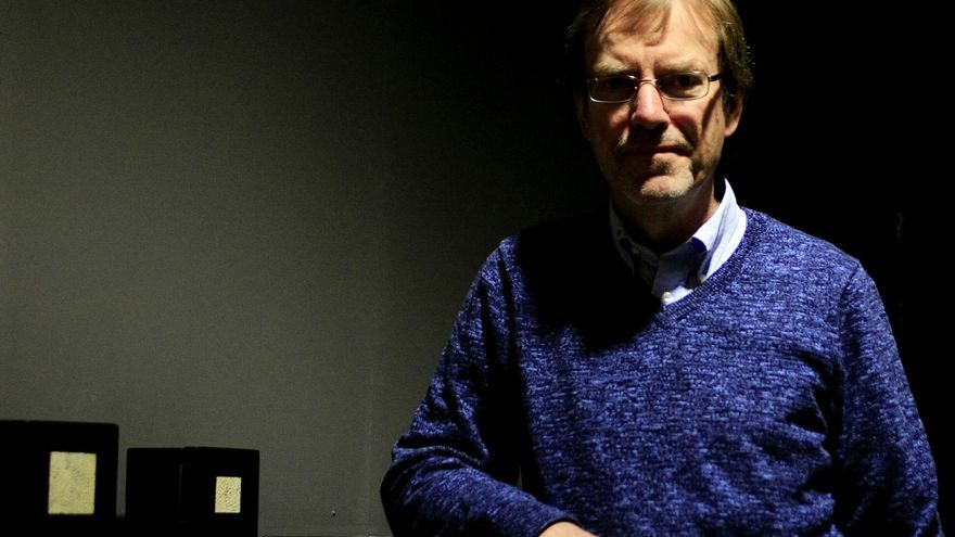 El economista Randall Wray. / Marta Jara