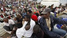 Mueren cinco refugiados tras la represión policial de unas protestas frente a la oficina de Acnur en Ruanda