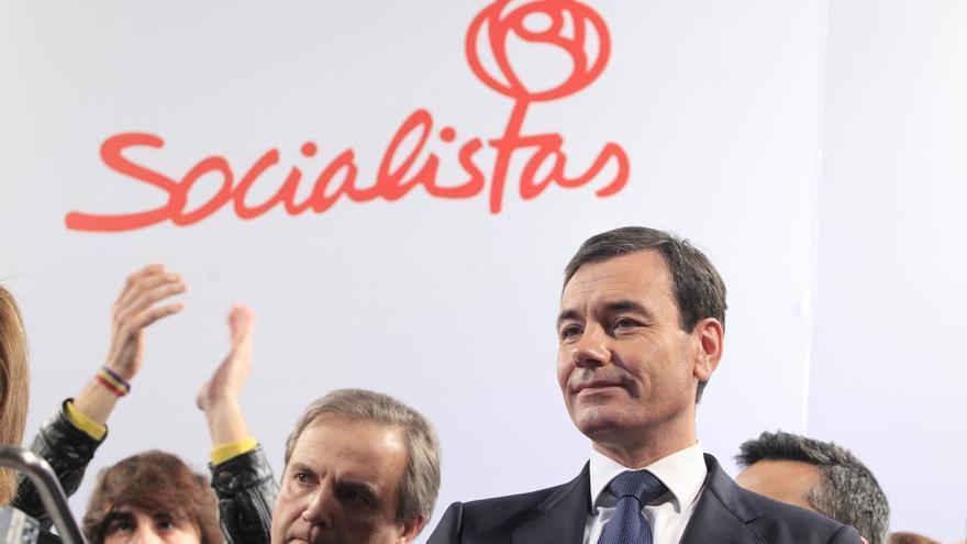 """Gómez muestra """"mucho respeto"""" por la decisión de Valcarce y destaca que su candidato es """"la democracia"""""""