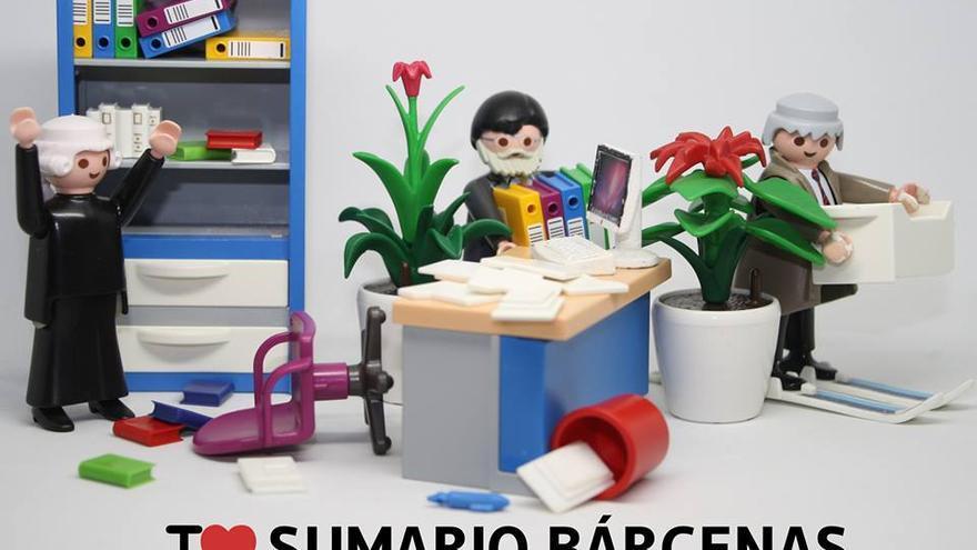 I love sumario Bárcenas