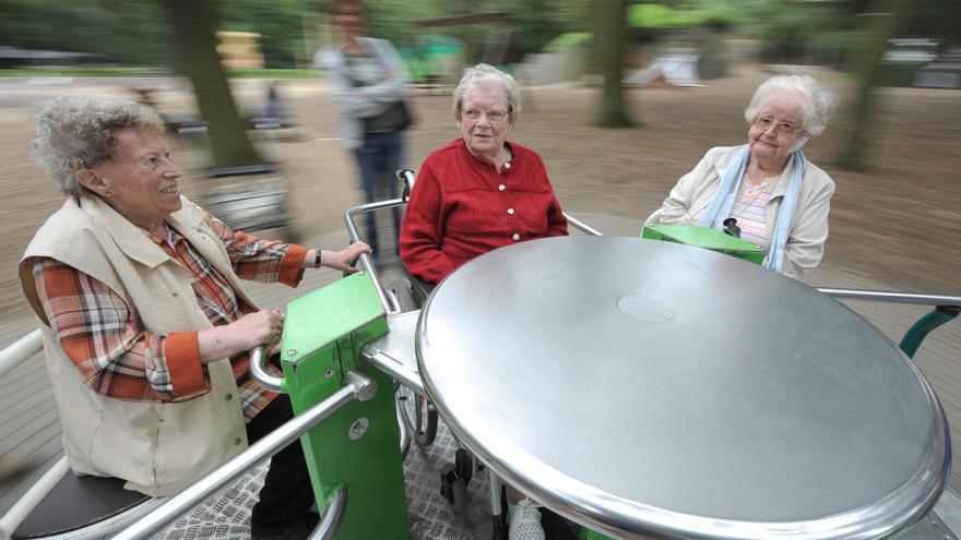 Los mayores de 60 años superarán los 1.000 millones en la próxima década