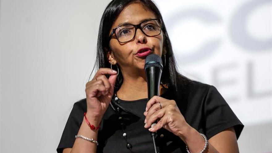 """La presidenta de la Constituyente venezolana tilda de """"irrelevantes"""" las sanciones de Canadá"""