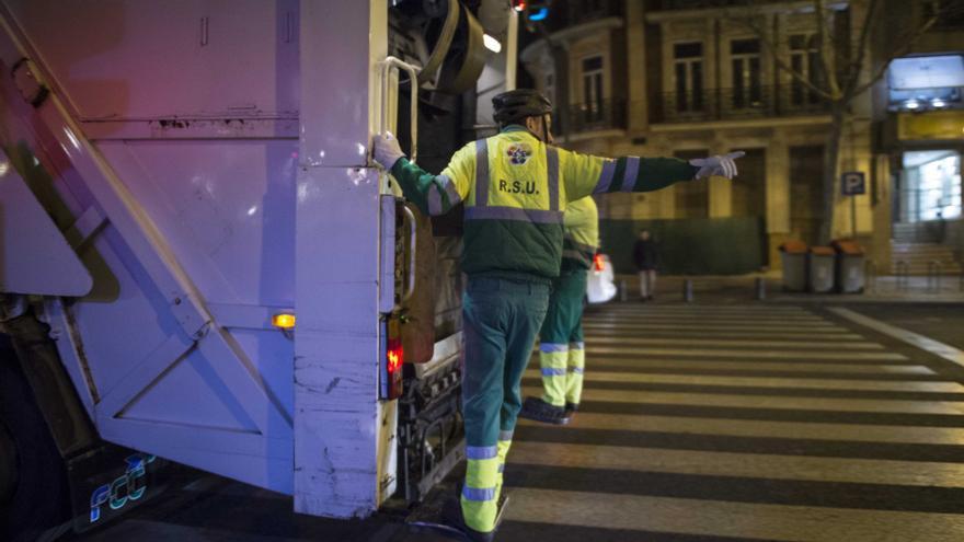 Servicio de Limpieza del Ayuntamiento de Madrid